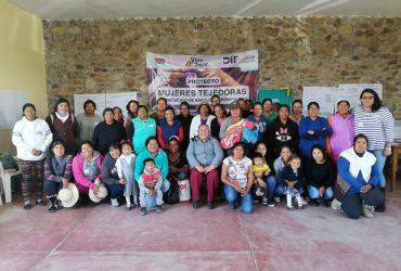 Mujeres Tejedoras del de AmealcodeBonfil