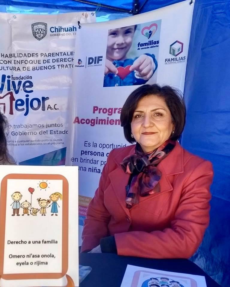 Feliz Cumpleaños a nuestra coordinadora en Chihuahua, Nelly Chavarria